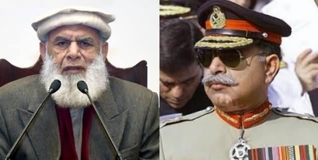 General Mehmood Who Arrested Nawaz Sharif Has Joined Tableeghi Jamaat