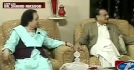 General (R) Hameed Gul's Love And Passion For A Better Pakistan, Must Watch