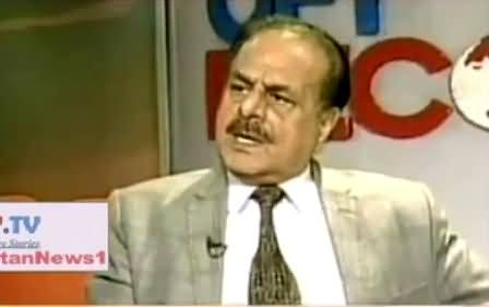General (R) Hameed Gull Telling Inside Story of Obama's Visit to India