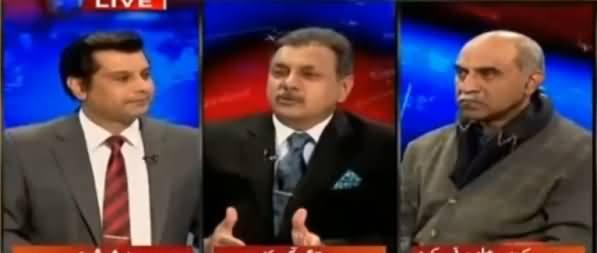 General (R) Ijaz Awan Replies to Rana Sana Ullah's Taunt of Garrison Leaks
