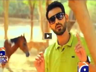 Geo Dost on Geo News - 4th May 2014