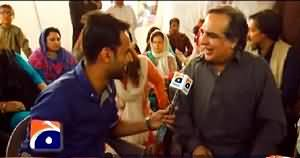 Geo Dost (Special Program From NA-246) – 15th April 2015