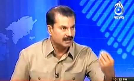 Geo is Anti Pak Army Channel From Day One and PMLN Govt is Supporting Geo - Shahid Latif