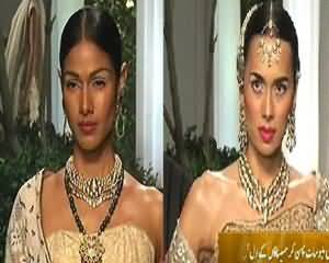 Geo Is Promoting Vulgarity By Showing Such Kind of Fashion Shows