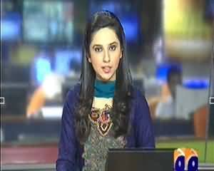 Geo News 9pm Bulletin – 10th November 2013