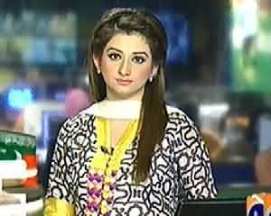 Geo News 9pm Bulletin – 11th August 2014
