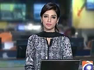 Geo News 9pm Bulletin – 11th August 2015