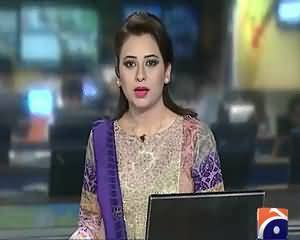 Geo News 9pm Bulletin – 11th June 2015