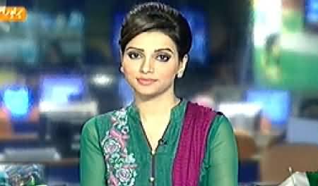Geo News 9pm Bulletin – 11th November 2014