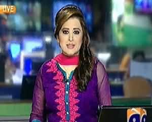 Geo News 9pm Bulletin – 11th October 2014