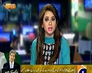 Geo News 9pm Bulletin – 13th January 2015