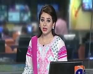 Geo News 9pm Bulletin – 13th June 2015