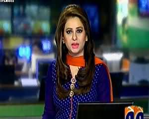 Geo News 9pm Bulletin – 14th January 2015