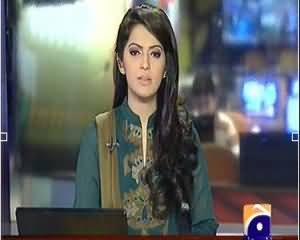 Geo News 9pm Bulletin – 15th September 2013