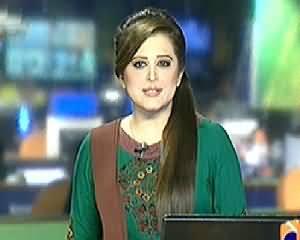 Geo News 9PM Bulletin - 16th May 2014
