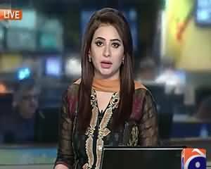 Geo News 9pm Bulletin – 17th August 2015
