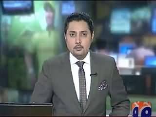 Geo News 9pm Bulletin – 17th May 2015