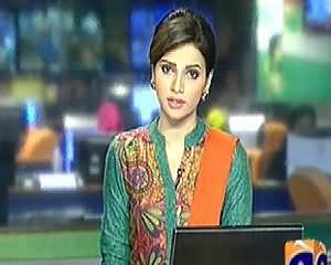 Geo News 9pm Bulletin – 17th November 2014