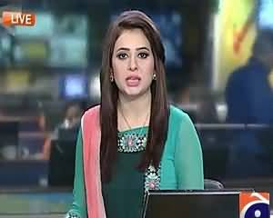 Geo News 9pm Bulletin – 18th August 2015