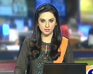 Geo News 9pm Bulletin – 18th November 2013