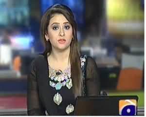 Geo News 9pm Bulletin – 18th October 2013