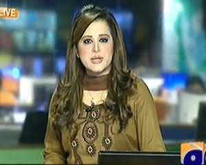 Geo News 9pm Bulletin – 19th February 2014