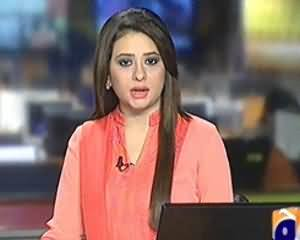Geo News 9pm Bulletin – 19th October 2013