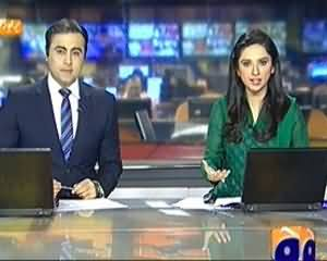 Geo News 9pm Bulletin – 1st November 2013