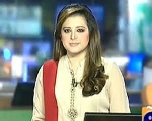 Geo News 9pm Bulletin – 20th February 2014