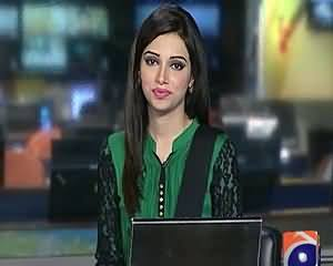 Geo News 9pm Bulletin – 20th June 2015