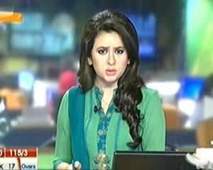 Geo News 9pm Bulletin – 21st March 2014