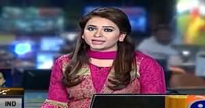 Geo News 9pm Bulletin – 22nd April 2015