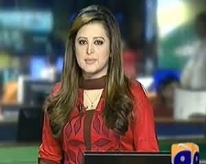 Geo News 9pm Bulletin – 22nd January 2014