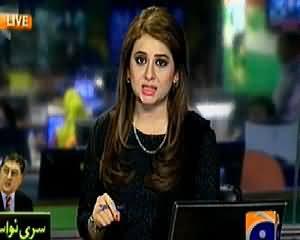 Geo News 9pm Bulletin – 22nd January 2015