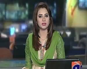 Geo News 9pm Bulletin – 22nd June 2015