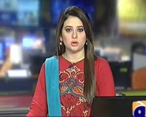Geo News 9pm Bulletin – 22nd October 2013