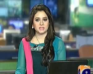 Geo News 9pm Bulletin – 23rd August 2014