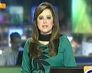 Geo News 9PM Bulletin - 23rd May 2014