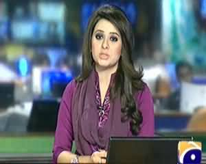 Geo News 9pm Bulletin – 24th February 2014