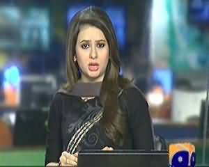 Geo News 9pm Bulletin – 24th January 2014