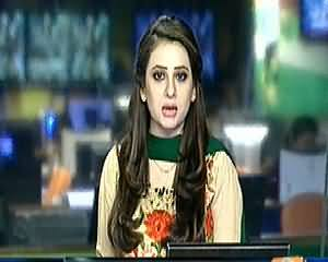 Geo News 9pm Bulletin – 25th December 2014