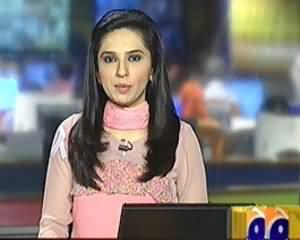 Geo News 9pm Bulletin – 25th November 2013
