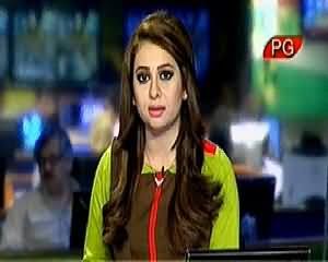 Geo News 9pm Bulletin – 26th January 2015