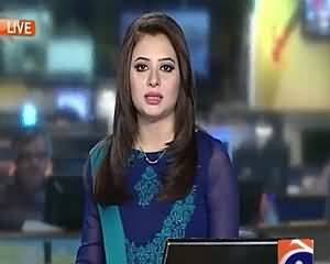 Geo News 9pm Bulletin – 27th August 2015