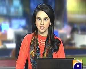 Geo News 9pm Bulletin – 28th November 2013