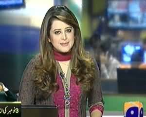 Geo News 9pm Bulletin – 2nd January 2014