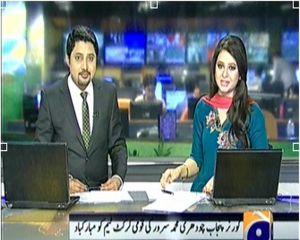 Geo News 9pm Bulletin – 2nd March 2014