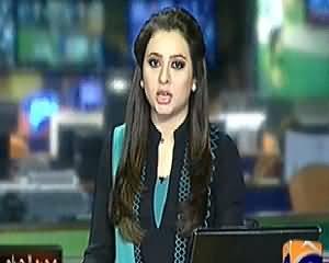 Geo News 9pm Bulletin – 2nd November 2014