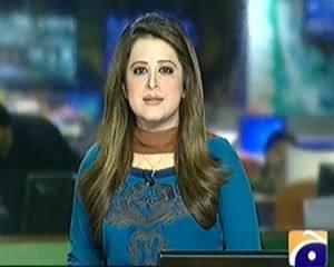 Geo News 9pm Bulletin – 3rd February 2014
