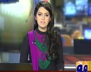 Geo News 9pm Bulletin - 4th August 2013